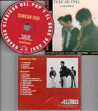 """Duncan Dhu – Sus Mejores Temas Y """"Canciones"""" CD Album 2002"""