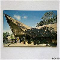 Le Lagon BP No86 Port Vila Nouvelles Hebrides Postcard (P448)