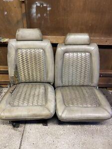 Chrysler Valiant Ve Vip Vinyl Seats