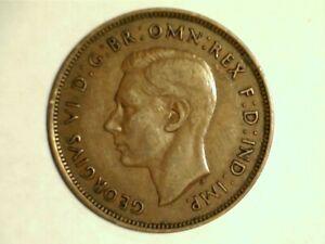 1937 British Penny