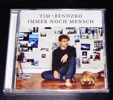 TIM BENDZKO IMMER NOCH MENSCH CD SCHNELLER VERSAND NEU & OVP