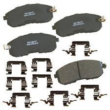 Disc Brake Pad Set-Stop Ceramic Brake Pad Front Bendix SBC430A
