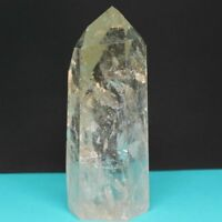Clear Quartz Crystal  13.8cm 5.4inch Blessed Energised Casa Brazil C061