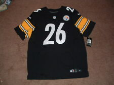LEVEON BELL #26 STEELERS AUTHENTIC NIKE ELITE FOOTBALL JERSEY sz 52 NWT issues