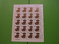 CHINA ZODIAC NEW YEAR STAMP SHEET 2006-1 YEAR OF THE DOG MNH
