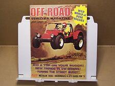 Jan-Feb 1971 Off Road Vehicles Magazine Dune Buggy ATV Snowmobile Guide