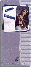 Carol Chaikin - Carol Chaikin - New 1990 Long Box Gold Castle Saxophone Jazz CD!
