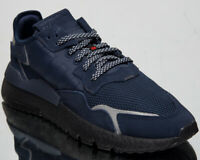 adidas Originals Nite Jogger Mens Navy Casual Lifestyle Sneakers Shoes EE5858