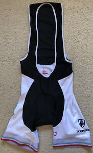 086 Bontrager Inform Profila Cycling Bib Shorts Knicks Mens Size US M / EU L VGC