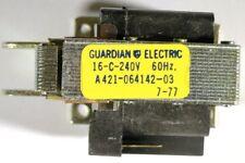 SOLENOID GUARDIAN 16-C-240V - 240-VAC 60-Hz - *UNUSED*NOS* - Qty:1