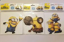 Minions Movie Large Car Fridge Magnets  6""