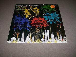 "Marty Thau Presents 2x5 - Red Star Records 12"" Vinyl LP - 1980 - New Wave - NM"
