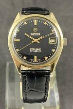 Rare Vintage ROAMER STINGRAY ROTO 44 DATE Mechanical Automatic man's watch