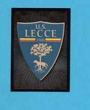 PANINI CALCIATORI 2008-2009- Figurina n.241-SCUDETTO/BADGE-LECCE NEW