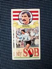 PEREIRA (Atlético de Madrid) * Cromo Este 85/86, BAJA difícil * Nuevo sin pegar