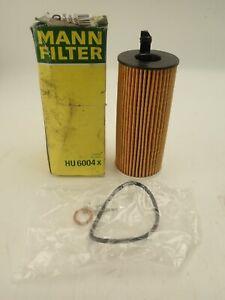 MANN Oil Filter HU6004X For BMW MINI TOYOTA