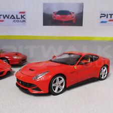 Ferrari F12 Berlinetta Red 1:24 Scale Die-Cast Model Car