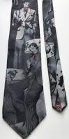Caleche Men's Stylish 100% Silk Style Neck Tie Neckties Cravate Ties