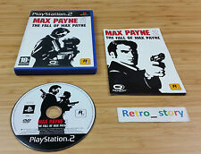 PS2 Max Payne 2 PAL