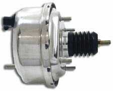 "7"" chrome power brake booster hot rod chevy ford mopar"