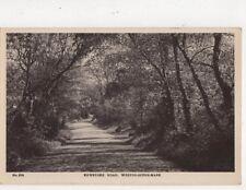 Kewstoke Road Weston Super Mare 1931 RP Postcard 550a