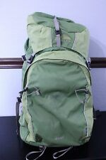 Womens GoLite Quest Medium Backpack Hiking Trail Camping Day Pack Green