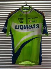 Liquigas Cannondale Cycling Jersey Nalini Men Size M