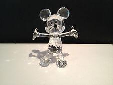SWAROVSKI FIGUR Mickey Maus 10 cm Top Zustand !