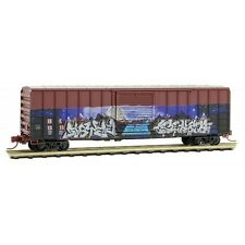 Micro-trains N East Erie Commercial (EEC) Graffiti MTL02544006