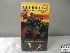 Tremors 3: Back to Perfection VHS Michael Gross, Shawn Christian; Maddock
