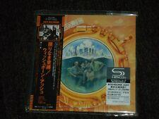 Wishbone Ash Locked In Japan Mini LP sealed