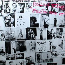 ROLLING STONES - EXILE ON MAIN ST. - DOUBLE LP - IN EXCELLENT CONDITION
