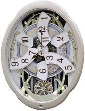 Rhythm Clocks Marvelous Musical Wall Clock (4MH842WD18)