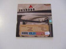 Reshape Vol.01 - CD Audio Compilation Stampa ITALIA