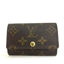 100% Authentic Louis Vuitton Monogram Multicles 6 Ring Key Case /40943