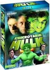 L'incroyable Hulk - saison 3 (14 épisodes) DVD