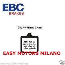EPFA322/4HH EBC 2 COPPIE PASTIGLIE FRENO ANTERIORE Petronas FP1 1000 cc 2005