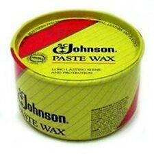 SC JOHNSON 1LB PASTE WAX CREAM  POLISH CLEANER FLOOR