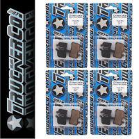 4pr S High Performance Disc Brake Pads Hayes HFX 9 NINE mag MX1 mx-1 osm19