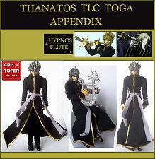 THANATOS THE LOST CANVAS TOGA APPENDIX, SAINT SEIYA MYTH CLOTH TLC, ELYSIUM dieu