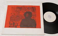 GRATEFUL DEAD:LP-SHALOM-ORIGINAL MEGA MEGA RARE EX