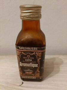 Echter Neudietendorfer Aromatique Spirituosen DDR