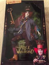New DISNEY Alice in Wonderland Mad Hatter Barbie Doll JOHNNY DEPP Mattel NRFB