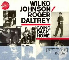 Wilko Johnson Roger Daltrey Going Back Home Deluxe Edition 2x CD 2014