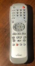 LITEON RM-51 DVD RECORDER REMOTE - ORIGINAL - RM550 LVW-5001 LVW-5005XS