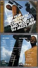 "DJ JAZZY JEFF ""Hip Hop Forever III"" (2 CD) 2006 NEUF"