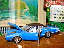 1970 70 DODGE SUPERBEE R/T 426 HEMI LIMITED EDITION 1/64 BLUE M2 1960'S MUSCLE