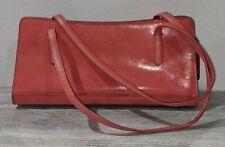Monsac Original Pink Leather Handba