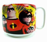 The Incredibles Mug Disney Store Exclusive 16oz World Walt Coffee Cup