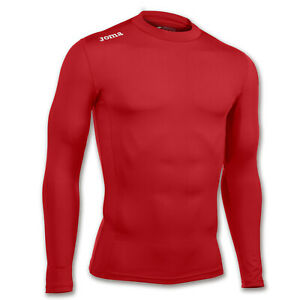 JOMA RED T-SHIRT (SEAMLESS UNDERWEAR) LONG SLEEVES